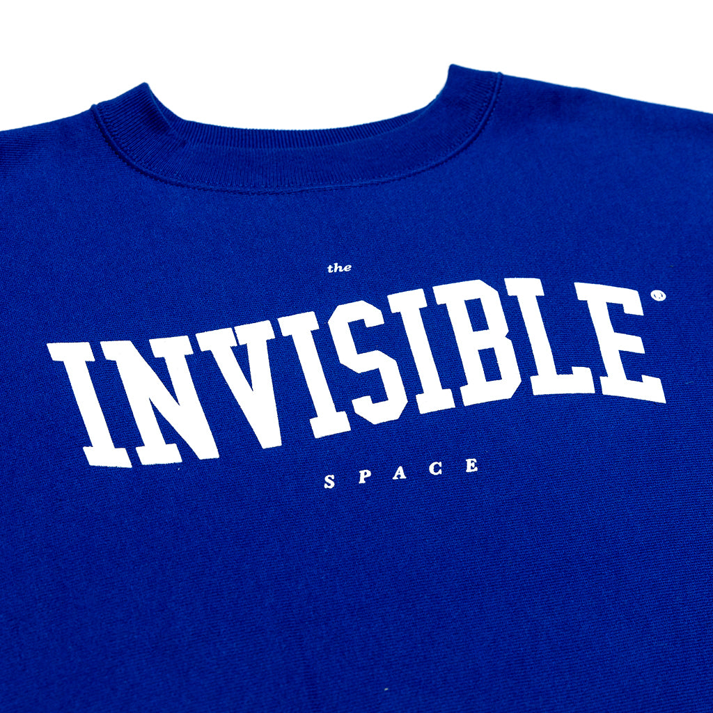 Invisible Space Crew Royal Puff