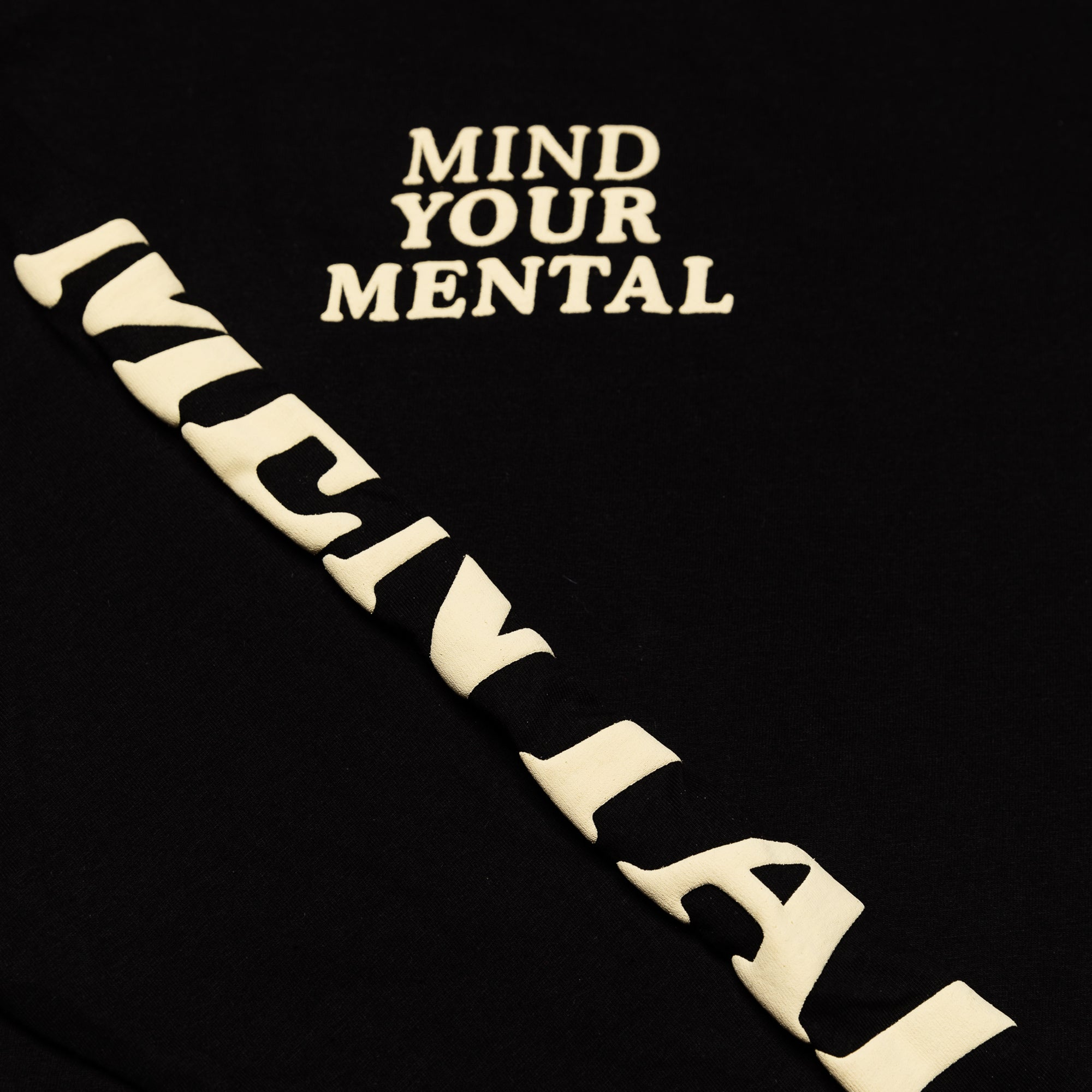 Mind Your Mental LS Black