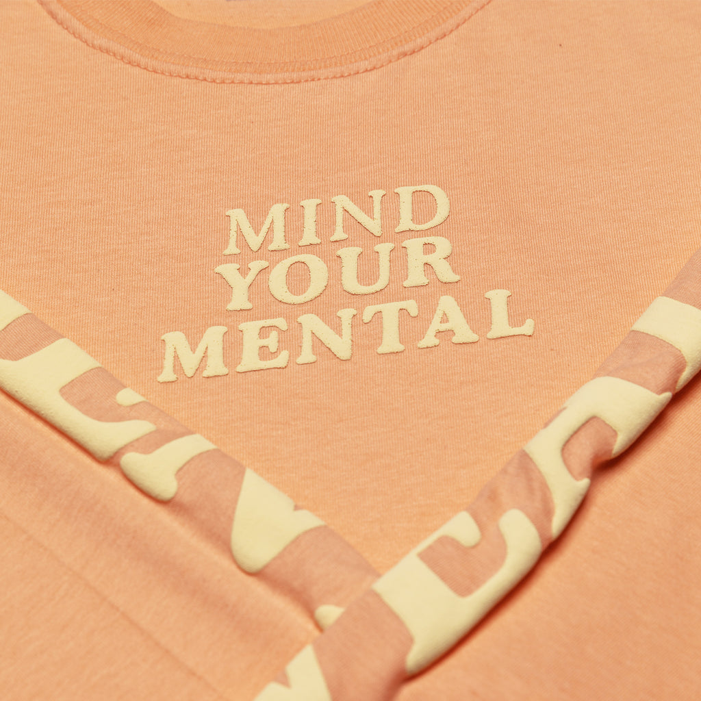 Mind Your Mental LS Candy Orange