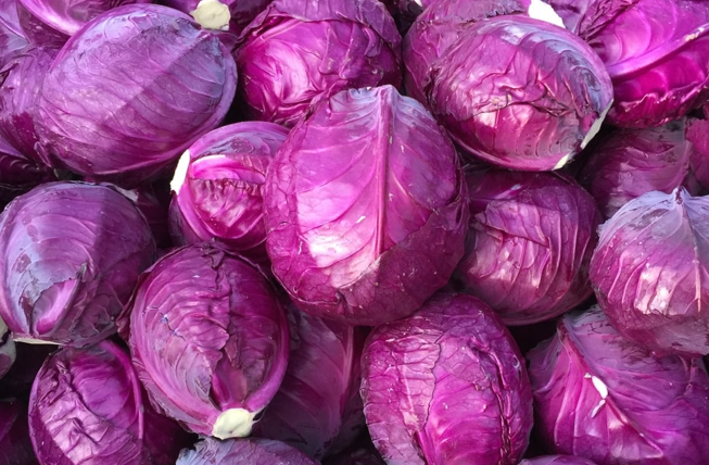 Cabbage: Red