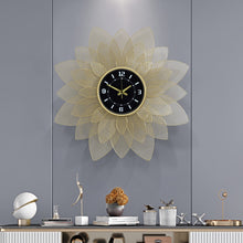 Load image into Gallery viewer, SUNFLOWER CLOCK