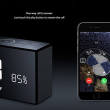 Load image into Gallery viewer, BLUETOOTH ALARM CLOCK