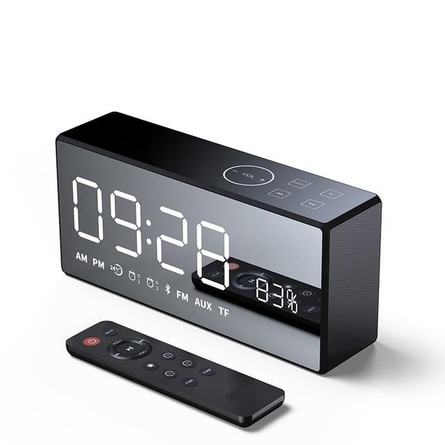 BLUETOOTH ALARM CLOCK