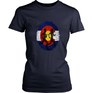 Colorado Runner Run T-shirt