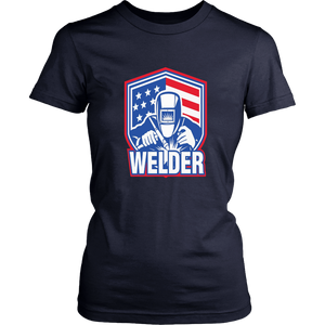 DoozyGifts99 Welder-Gag Gift Idea for Welding Men-Funny Weld T-Shirt