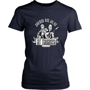 MozFashion Men's Darmok And Jalad At Tanagra T-Shirts navy