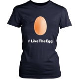 #Like the Egg Funny World Record Viral T-shirt