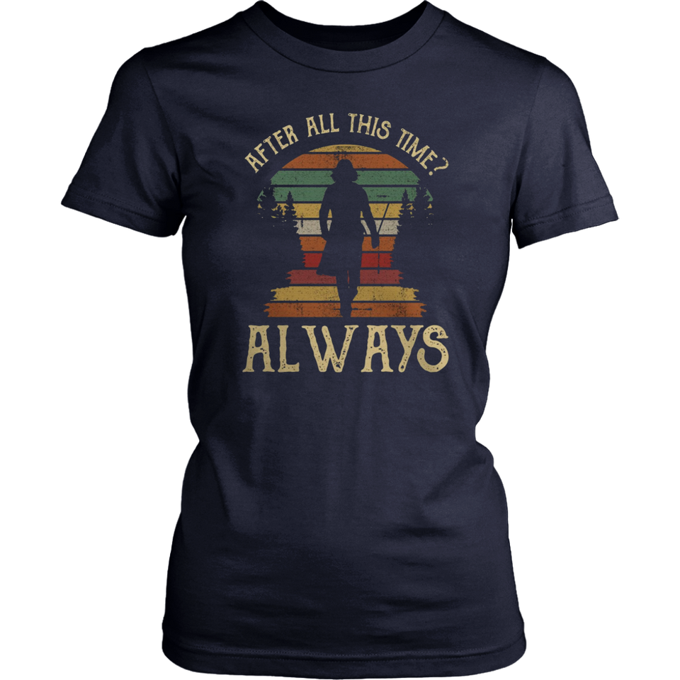 Vintage Dumbledore after all this time always shirt