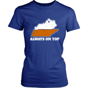 ALWAYS ON TOP SHIRT Kentucky Wildcats