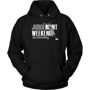 JUDGEMENT WEEKEND - A BOMB A DAY IN L.A SHIRT Aaron Judge - New York Yankees