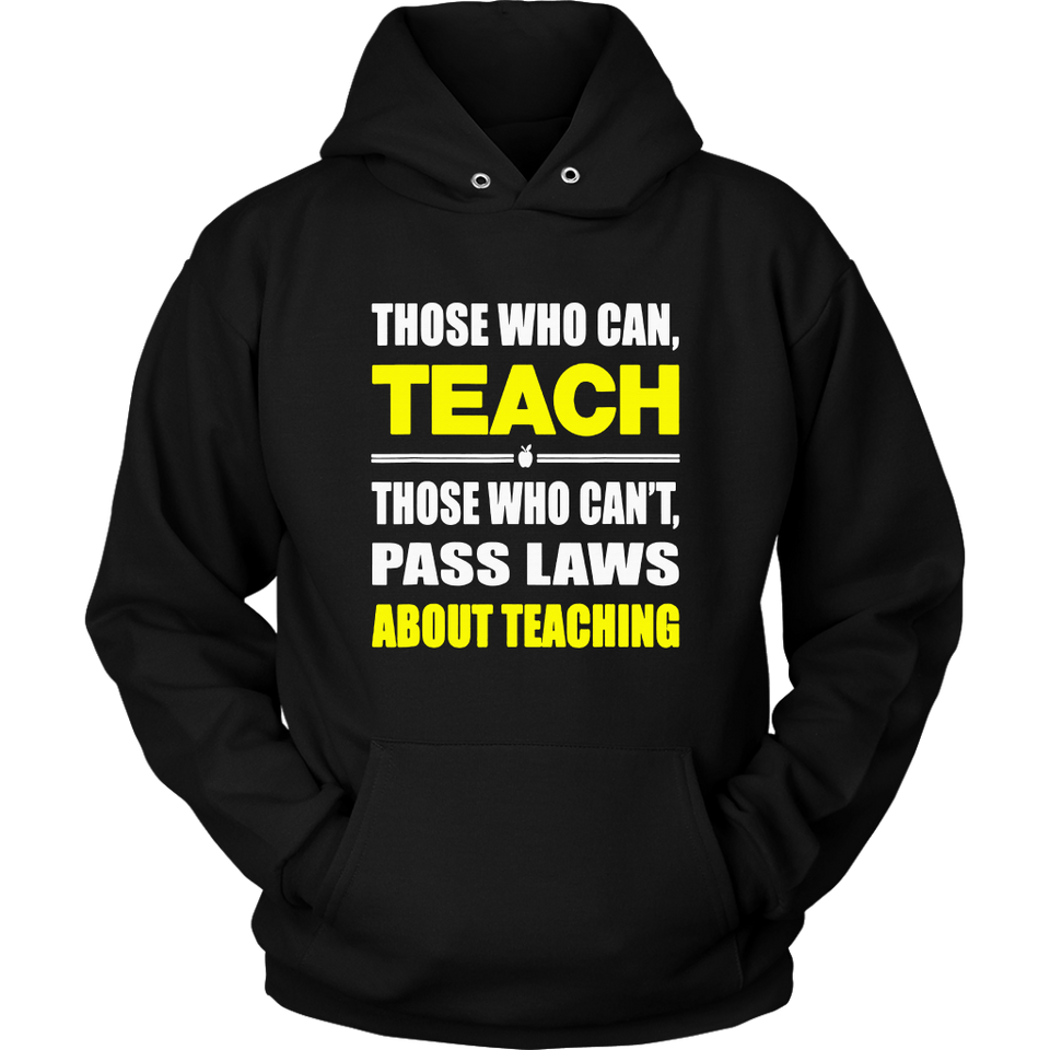 Those Who Can Teach