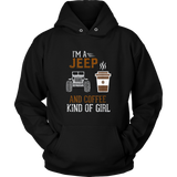 Funny 4x4 Off Road Driving T Shirt For Jeeps Driver woman