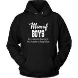 Mom of Boys Shirt