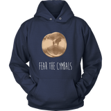 Funny Cymbals Shirt, Fear The Cymbals Marching Band Player