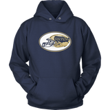 New Orleans Football Saints Nation WhoDat Long Sweatshirt