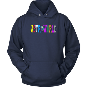 Astroworlds T-Shirt Hip-hop T shirt Rap