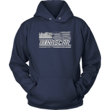 Nascar American Fan T-Shirt - Officially Licensed Fashion Sports Apparel