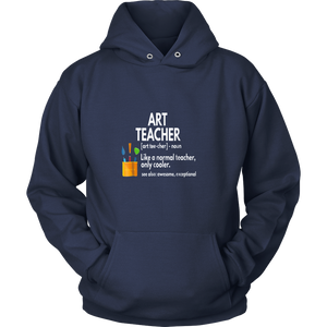 Funny Art Teacher Definition T-shirt Gift for Teachers Tee