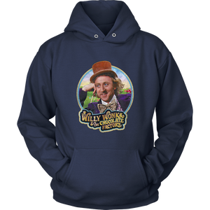 Willy Wonka It's Scrumdiddlyumptious T Shirt