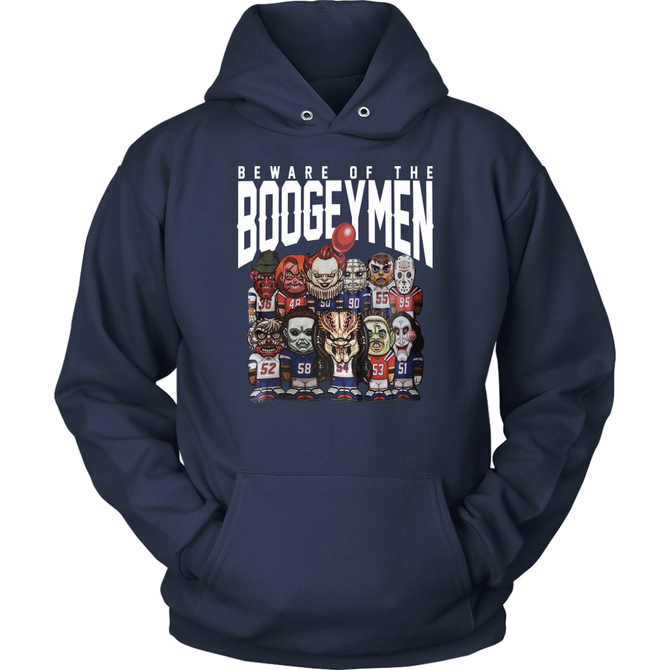 Beware Of The Boogeymen Patriots Shirt