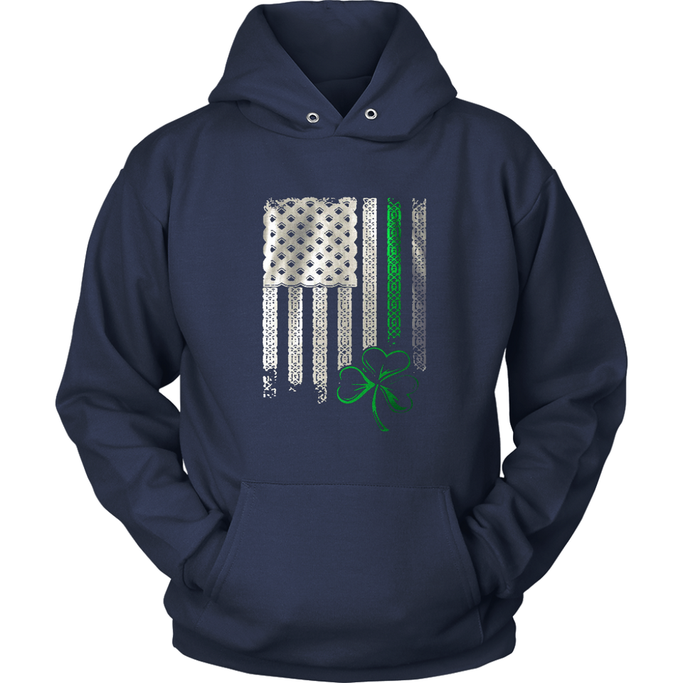 Irish American Flag Shirt