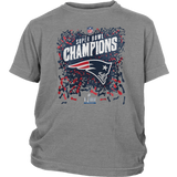 New England Patriots SUPER BOWL LIII CHAMPIONS SHIRT
