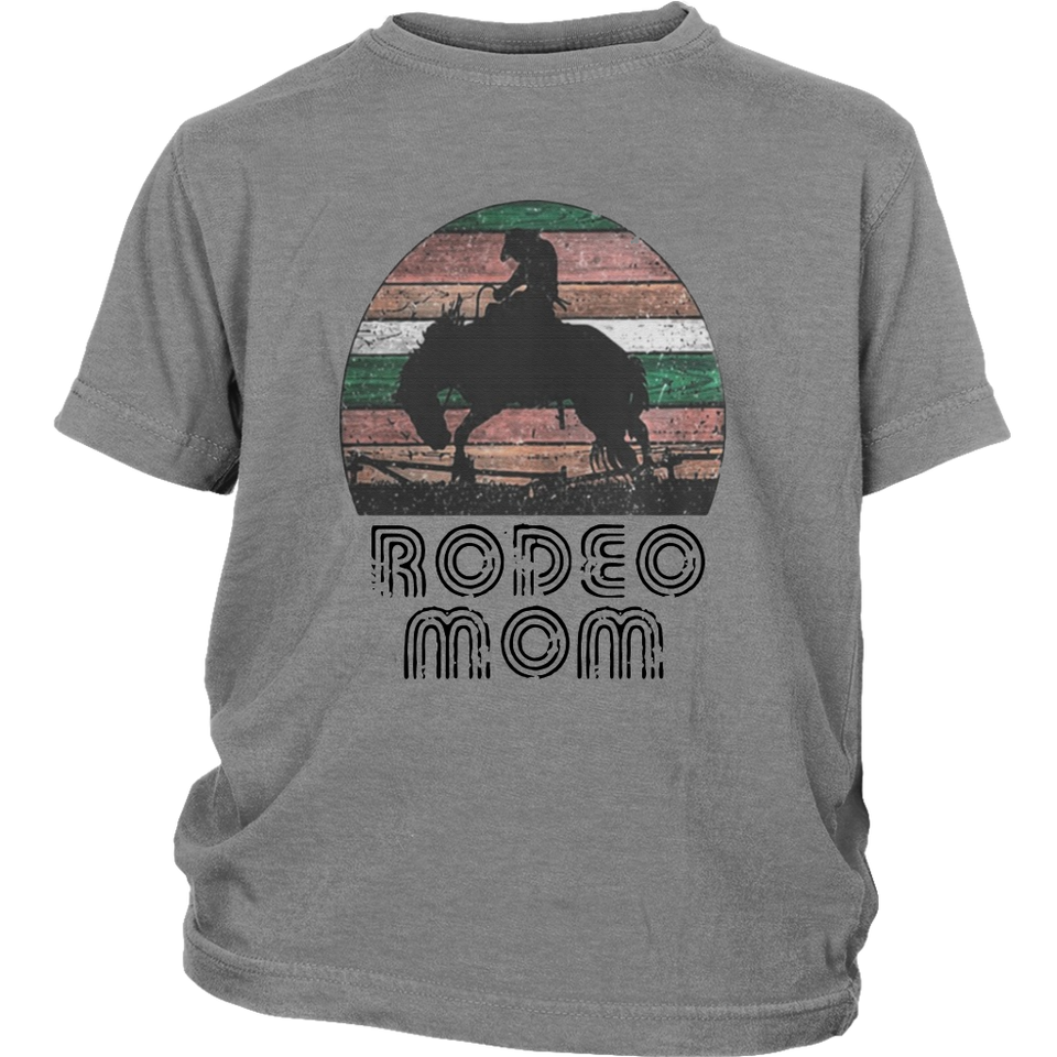 Horse Rodeo Mom Vintage Shirt