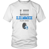 Football LIII Atlanta 53 for 2019 T-Shirt