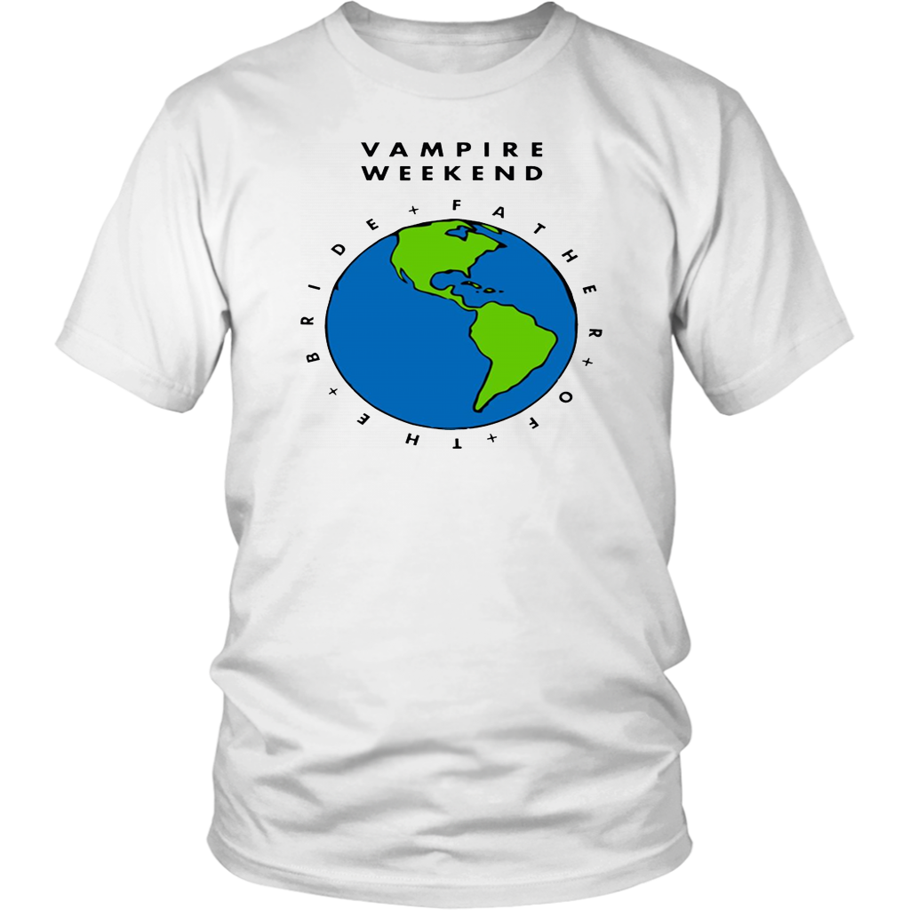 Father Of The Bride Tour 2019 Vampire Weekend T Shirt