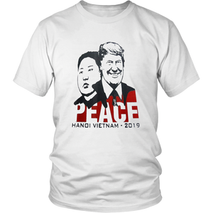 Kim And Trump United States Vietnam Summit Feb 2019 T-shirt