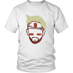 MOVEMENT FACE 2.0 T-SHIRT Baker Mayfield - Cleveland Browns