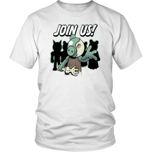 JOIN US PIGGY SHIRT FUNNY PIGGY SHIRT