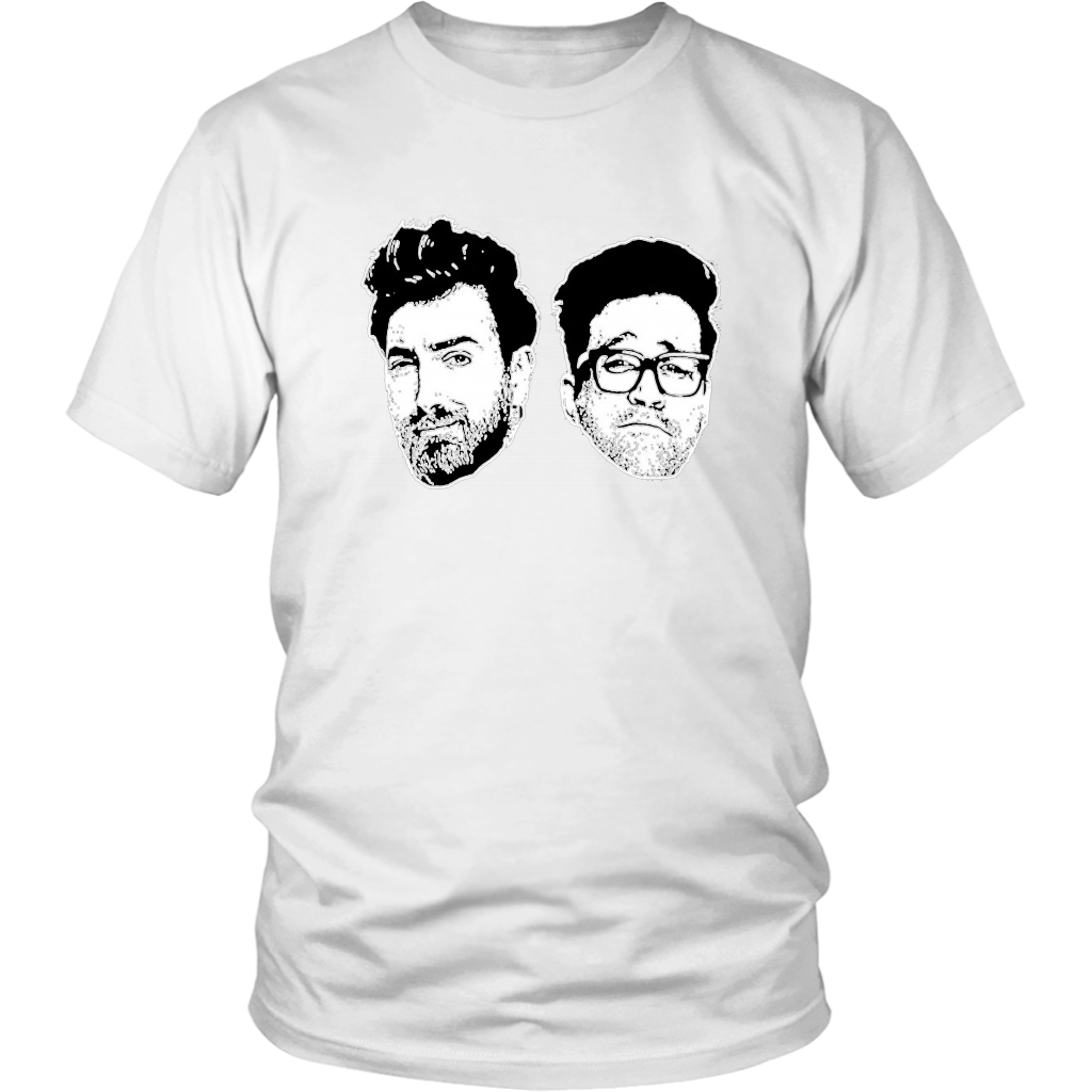 Rhett & Link Wheat Paste Tee