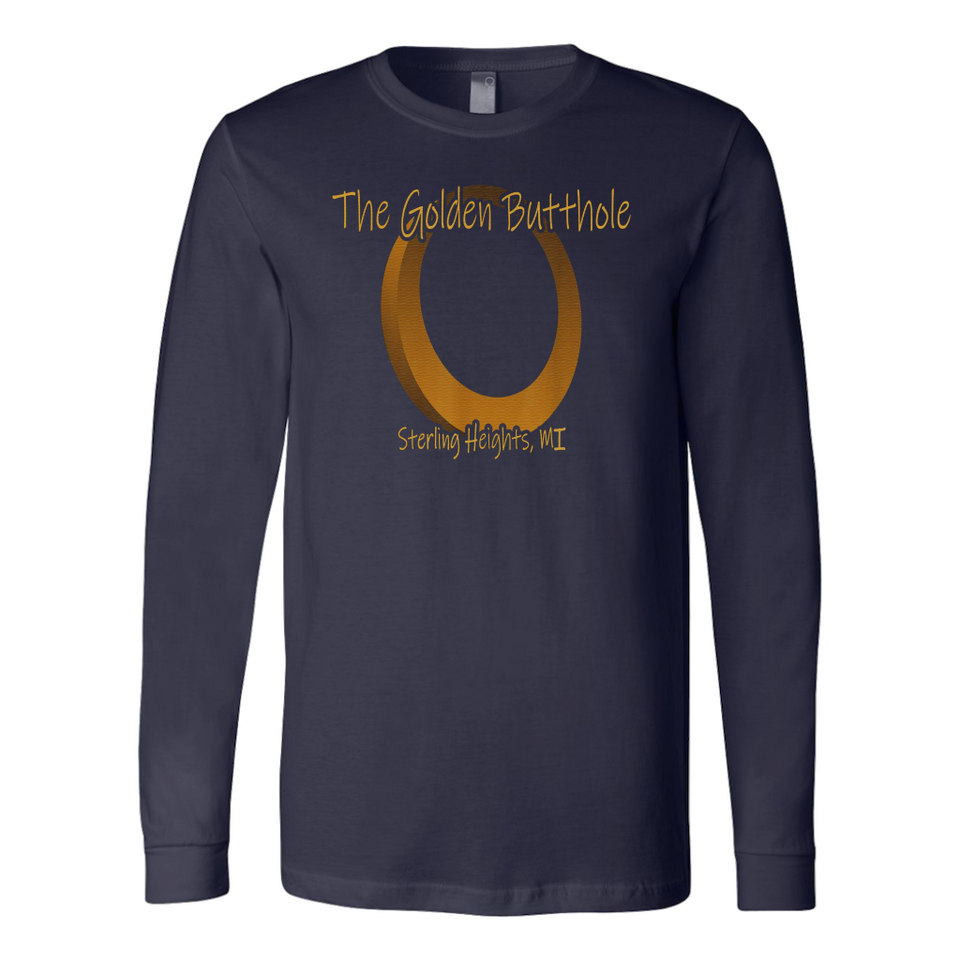 The Golden Butthole Official T-Shirt
