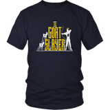 THE GOAT SLAYER SHIRT LOS ANGELES RAMS NFC CHAMPIONS - JARED GOFF