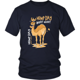Funny hump day camel T-shirt for men gift