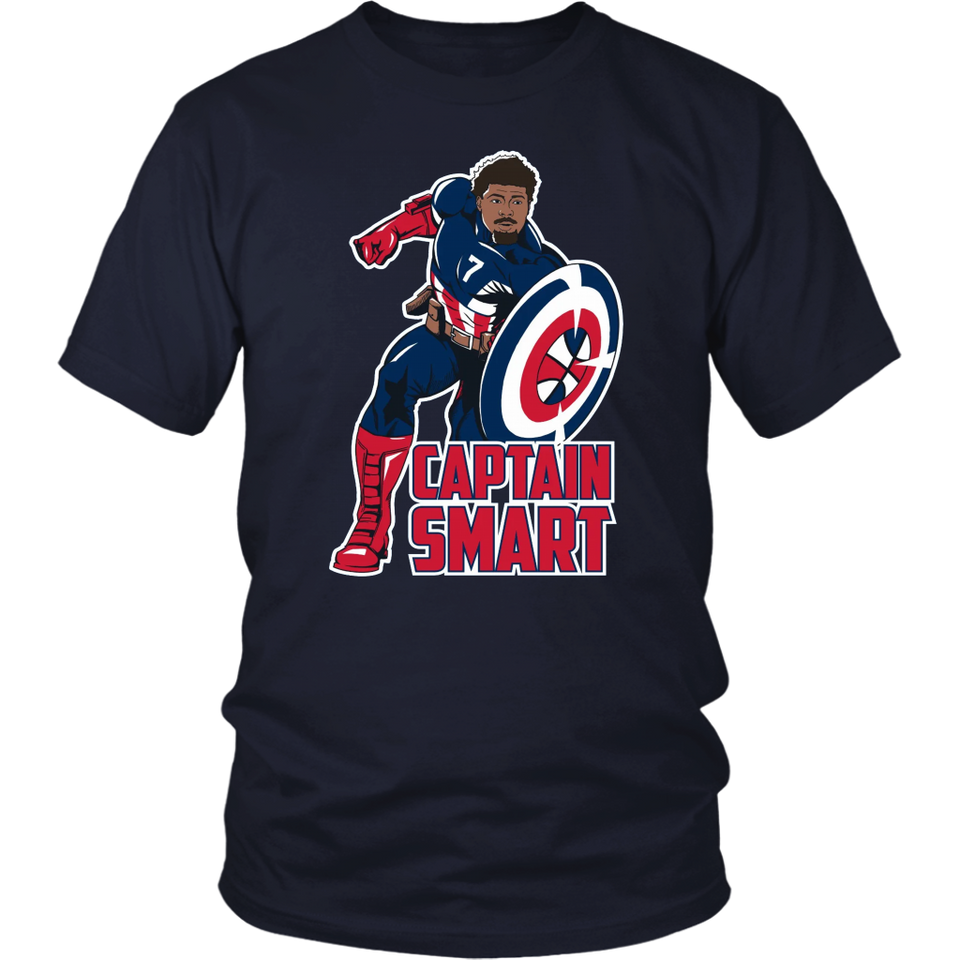 CAPTAIN SMART SHIRT