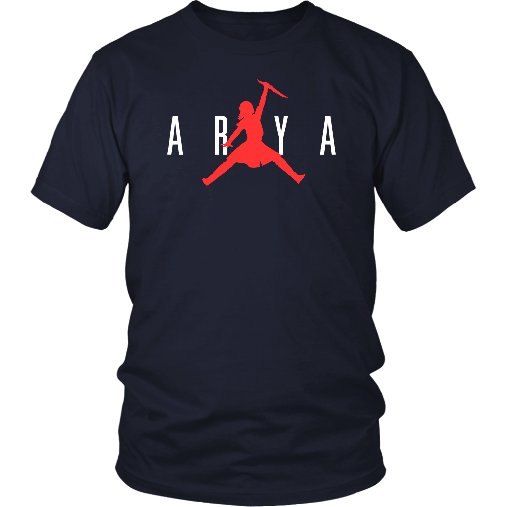Air Arya T-Shirt Arya Stark - Game Of Thrones