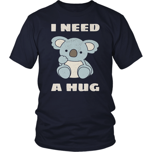 Koala Bear - I Need A Hug Shirt