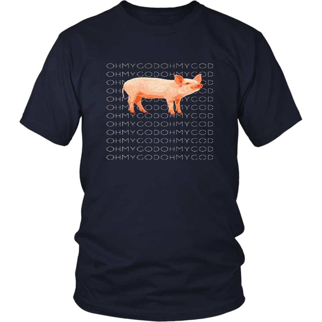 Shane Dawson Oh My God Pig T-Shirt