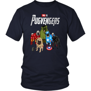 PUGVENGERS SHIRT PUG Avengers EndGame Dogs Version shirt