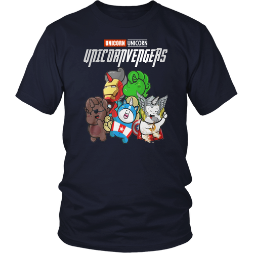 UNICORNVENGERS SHIRT UNICORN - Avengers EndGame Unicorn Version shirt