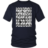 Samuel L. Jackson  Marvel Cinematic Universe MCU / Midnight Marauders Shirt