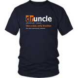 Druncle T-shirt - Funny Gift For Beer Uncle