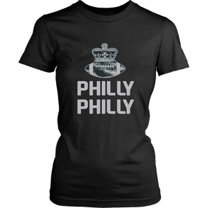 UGP Campus Apparel Philly Philly - Philadelphia Football Dilly Dilly Bowl Party T Shirt Philadelphia Eagles