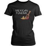 Mexican funeral Dirk Gently band tshirt