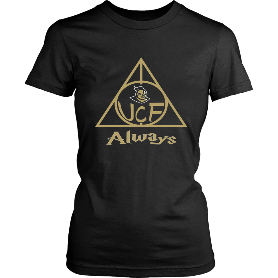 UCF Knights Deathly Hallows T-Shirt - Apparel