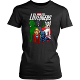 LRVENGERS SHIRT LABRADOR - RETRIEVER  SHIRT Avengers EndGame Dog Version shirt