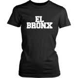EL Bronx AOC NYC Neighborhood T Shirt