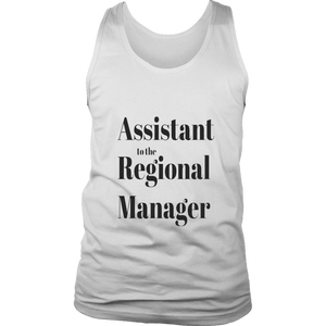 Assistant to the Regional Manager Fact False T Shirt